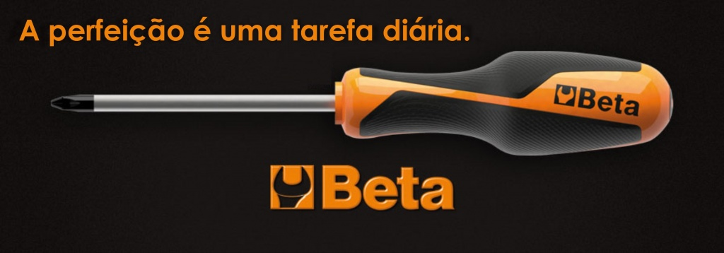 BETA, A PERFEIÇÃO É UMA TAREFA DIÁRIA!