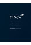 Catálogo CINCA 2020