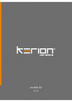 Catálogo KERION 2020