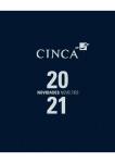 Catálogo CINCA Novidades 2021