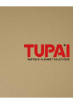 Catálogo TUPAI 2021