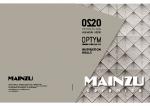 Catálogo MAINZU News 2020