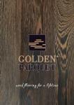 Catálogo GOLDEN PARQUET 2017