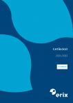Catálogo Erix 2021